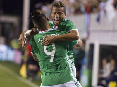 Mexico 1-0 Iceland: Pulido header helps Mexico start year with victory