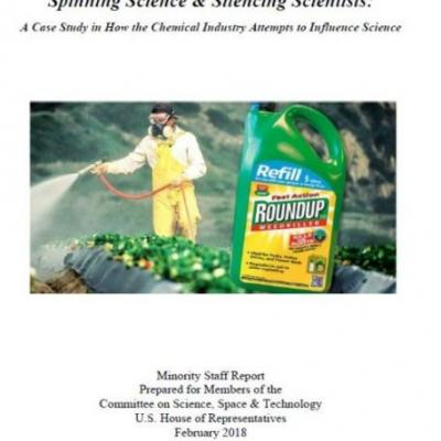The ongoing debates over glyphosate