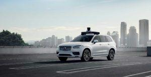 Uber and Volvo's new self-driving vehicle is designed for computers to drive, not you