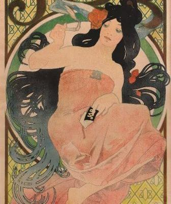 Alphonse Mucha at The Hyde Collecetion
