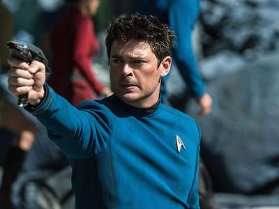 Quentin Tarantino's Star Trek Idea Is 'Bananas,' According To Karl Urban
