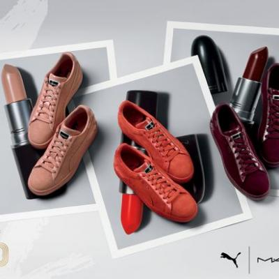 MAC x Puma Collection for May 2018