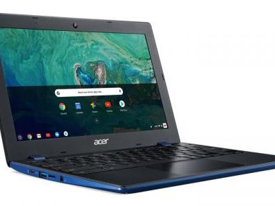 Acer's latest entry-level Chromebook 11 adds color and USB-C