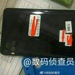 Meizu Pro 7 prototype 8 pictured with secondary display, dual camera