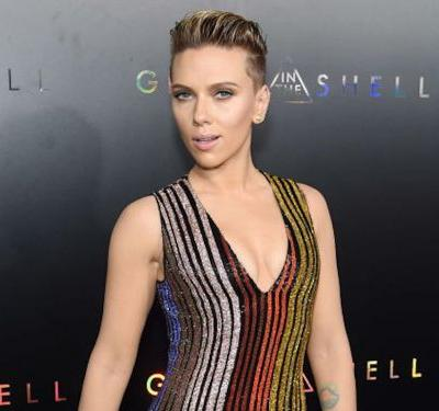 Scarlett Johansson is being criticized for a tone-deaf response about playing a trans person