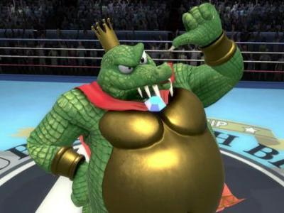 RUMOR - King K. Rool's inclusion in Smash Bros. Ultimate was due to Smash Bros. Fighter Ballot results