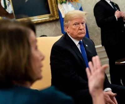 Trump lashes out at Pelosi over prison comment: 'She's a nasty, vindictive, horrible person'