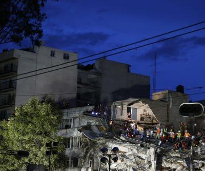 Mexico hit by another strong earthquake