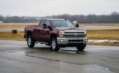 2017 Chevrolet Silverado 2500HD / 3500HD in Depth: Judging the Mr. Olympia of Heavy-Duty Pickups