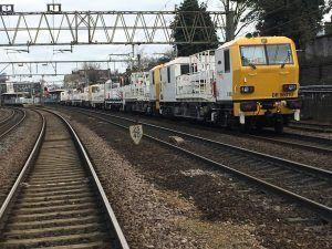 Rail Passengers Thanked As Major Upgrades Are Completed Over Christmas And New Year