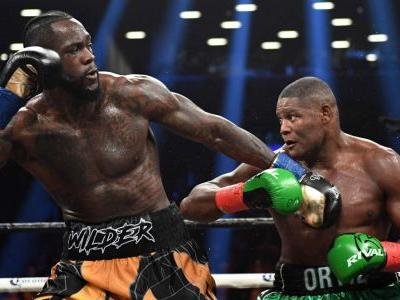 Deontay Wilder remains undefeated with 10th-round KO of Luis Ortiz