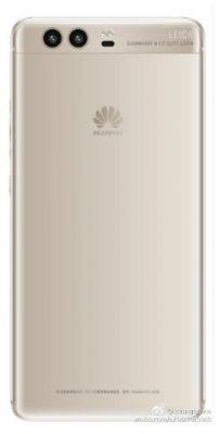Alleged Huawei P10 Press Rendering Leaked