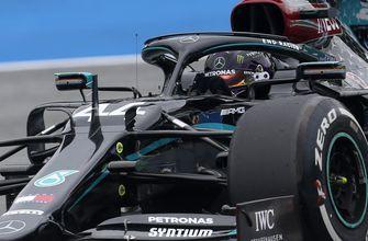 Hamilton fastest in the 1st practice for Austrian Grand Prix