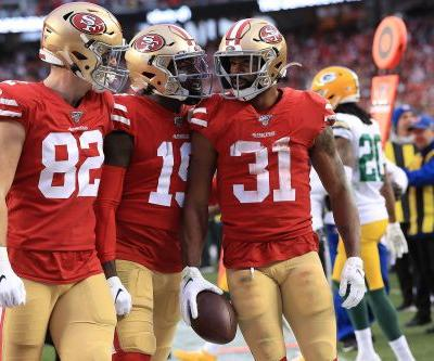 49ers' bond makes them team of potential Super Bowl heroes