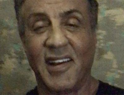 Sylvester Stallone Shares Videos from the Escape Plan 3 Set