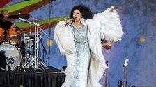 Diana Ross Says TSA Agent Made Her Feel 'Violated' In 'Over The Top' Screening