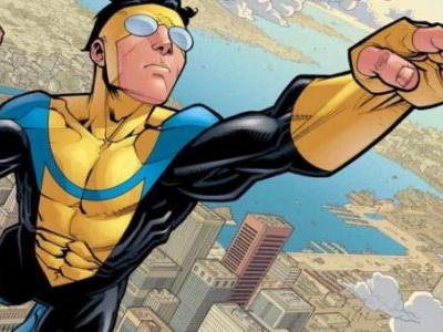 Robert Kirkman's Animated Series 'Invincible' Will Star Steven Yeun, J.K. Simmons, Sandra Oh, and Mark Hamill