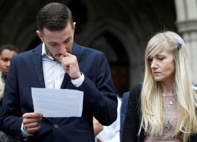 Charlie Gard, the British baby at the heart of a bitter medical dispute, has died