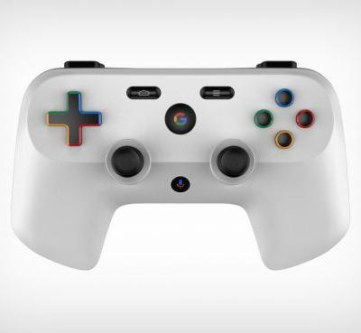 Google's plans for a game controller may have leaked thanks to a new patent