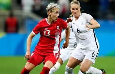 'We can win against any team': Sophie Schmidt says Canada's soccer women can surprise at World Cup