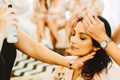 Bridal How-To: Sweat-Proof Makeup Tips for Summer Weddings