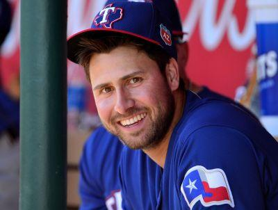 Beltre's absence opens window for Joey Gallo's fantasy value