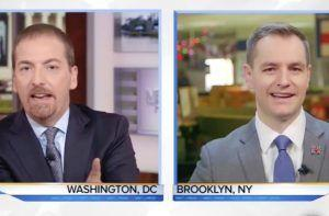 Chuck Todd to Robby Mook: Are You Confident Huma Abedin Has Been 'Forthcoming'?