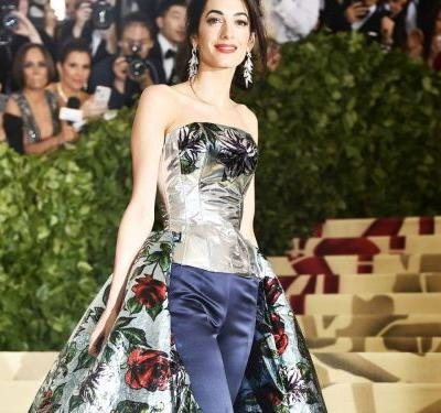 Holy Chic! The Most Divine Looks From The Met Gala Red Carpet