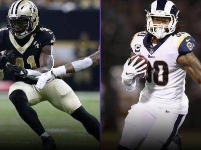 Fantasy Football Rankings Week 3: RBs