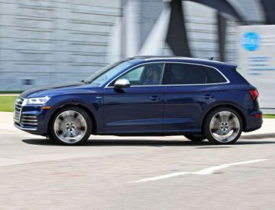 2018 Audi SQ5, Tested in Depth: Sport, Meet Luxury