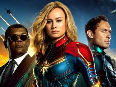 Captain Marvel Projected For Solid $100 Million-Plus Opening Weekend