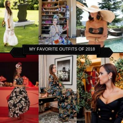 My Favorite Outfits of 2018