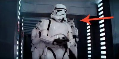 That Famous 'Star Wars' Stormtrooper Blooper Is Finally Explained