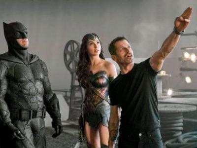 'Zack Snyder's Justice League' is a Movie Again and No Longer a Miniseries, According to Snyder Himself