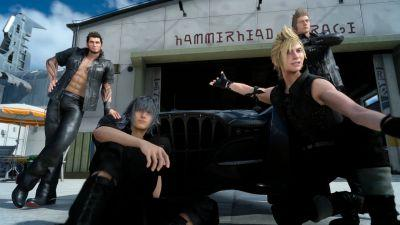 Final Fantasy XV's camera lets players take pics whenever they want in Jan 24 update