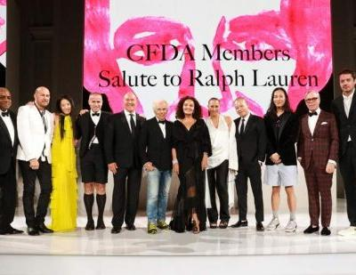 Raf Simons, from Calvin Klein, scores third CFDA Award in two years