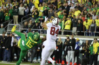 No. 7 Stanford stuns No. 20 Oregon in OT after 17-point comeback