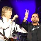 Paul McCartney Brought Ringo Starr Onstage to Perform Beatles Classics, Just Like Old Times
