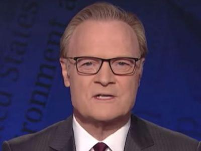 MSNBC's Lawrence O'Donnell Admits to 'Error in Judgment' on Thinly-Sourced Trump Story: 'I Shouldn't Have Reported It'
