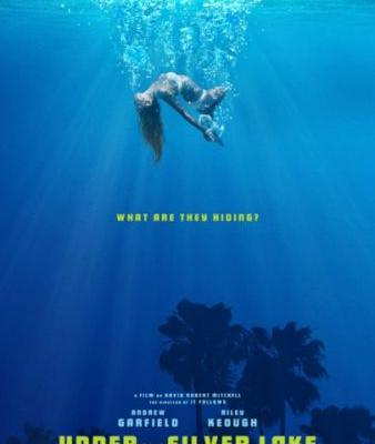 Under The Silver Lake Movie poster