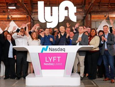 Trying to convince Americans to stop buying cars won't save Lyft from being wildly unprofitable