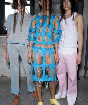 Eckhaus Latta: Ready-to-Wear SS19