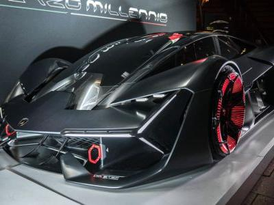 Lamborghini's Future Supercars Will Be Electric, Self-Repairing, But Not Self-Driving