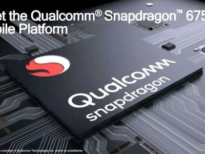 Qualcomm Announces Snapdragon 675 - 11nm Mid-Range Cortex A76-Based