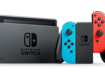 NPD: Nintendo Switch Was the Top Selling Console in January