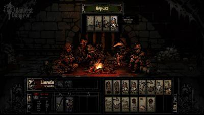 Darkest Dungeon is going to feel great on iPad