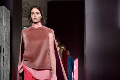 Valentino Gives Athleisure the High Fashion Treatment for Haute Couture Fall 2017
