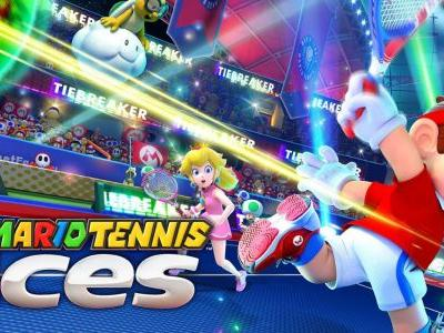 Mario Tennis Aces Will Be Free For Switch Online Users
