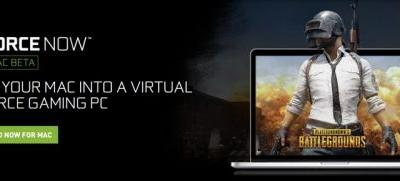 Nvidia's Free GeForce NOW Beta Lets You Play System Intensive PC Games on Your Mac