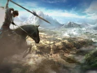 Dynasty Warriors 9 Western Release Date Revealed Along With New Screenshots